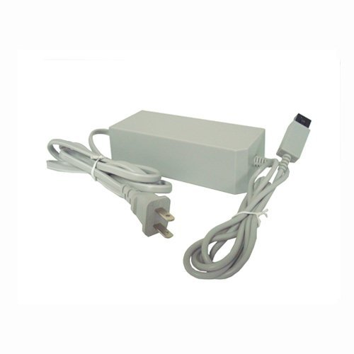 AC Adapter Replacement Power Supply Cord For For Wii Wall Charger