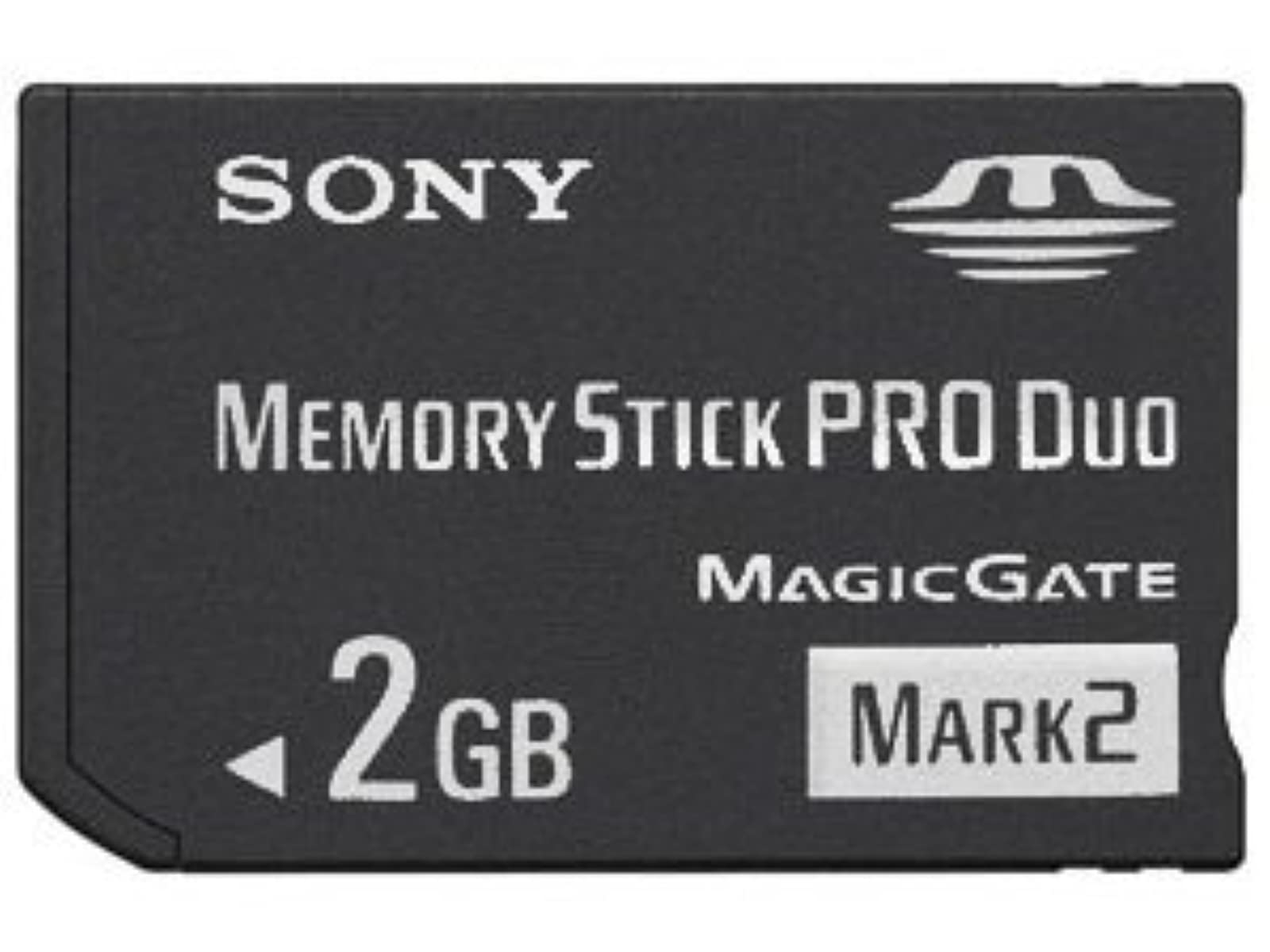 2 GB Sony OEM Pro Duo Mark 2 Memory Stick For PSP