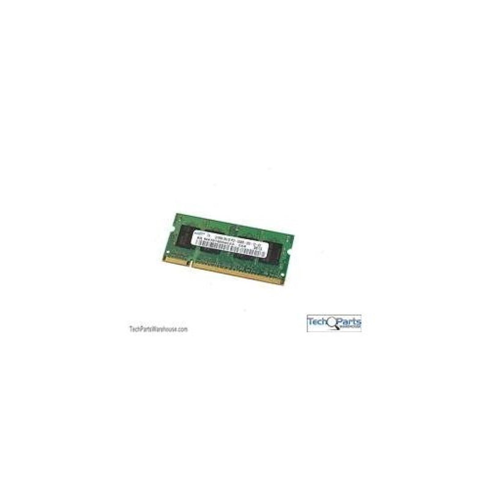 Samsung 512MB PC25300S 667MHZ 2RX16 DDR2 SODIMM