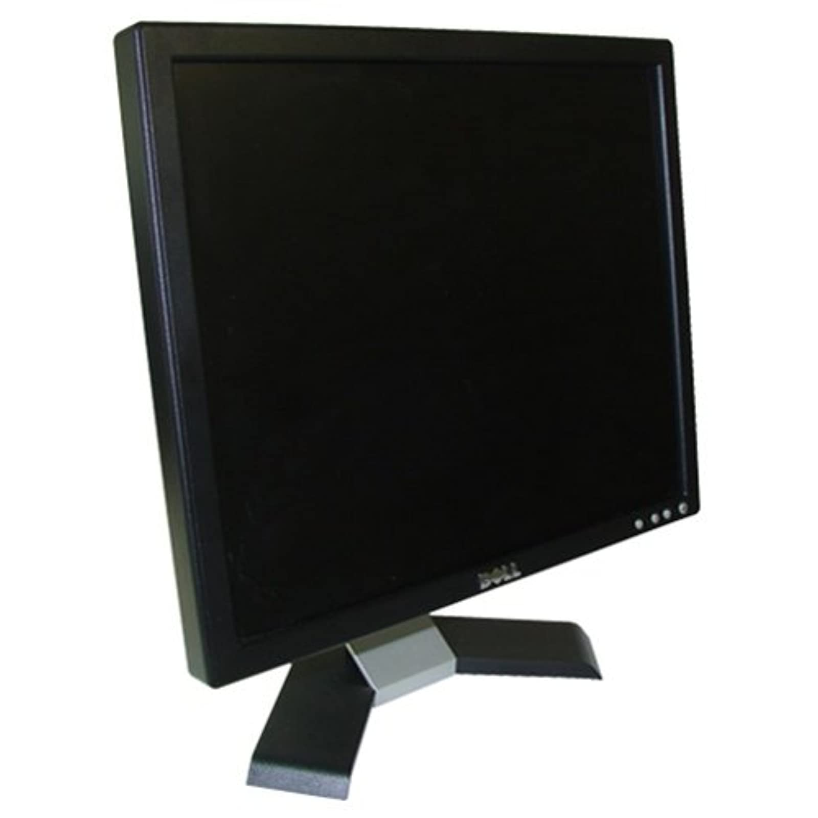 P170ST Dell 17 Inch LCD Flat Panel Display Black Monitor