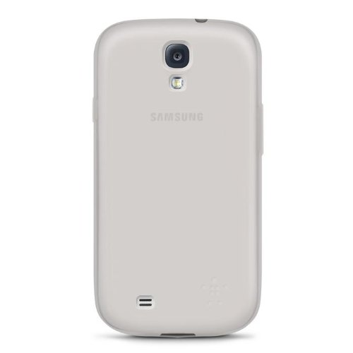 Belkin Sheer Matte Case/cover For Samsung Galaxy S4 Clear