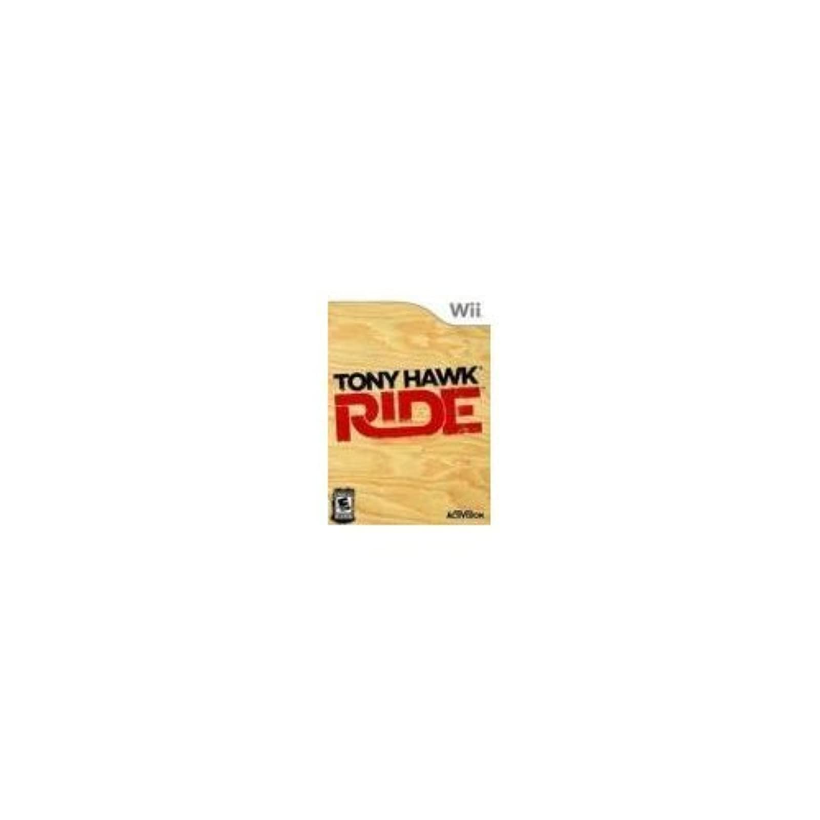 Tony Hawk Ride For Wii And Wii U
