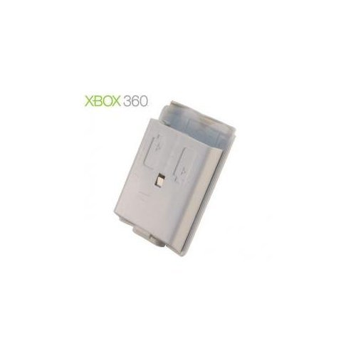 Controller Battery Door Cover White Replacement Protective For Xbox 36