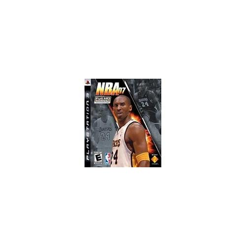 NBA 07 For PlayStation 3 PS3 Basketball
