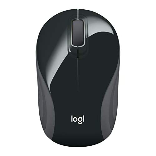 Image 0 of Logitech Wireless Mini Mouse M187 Pocket Sized Portable Mouse For Laptops