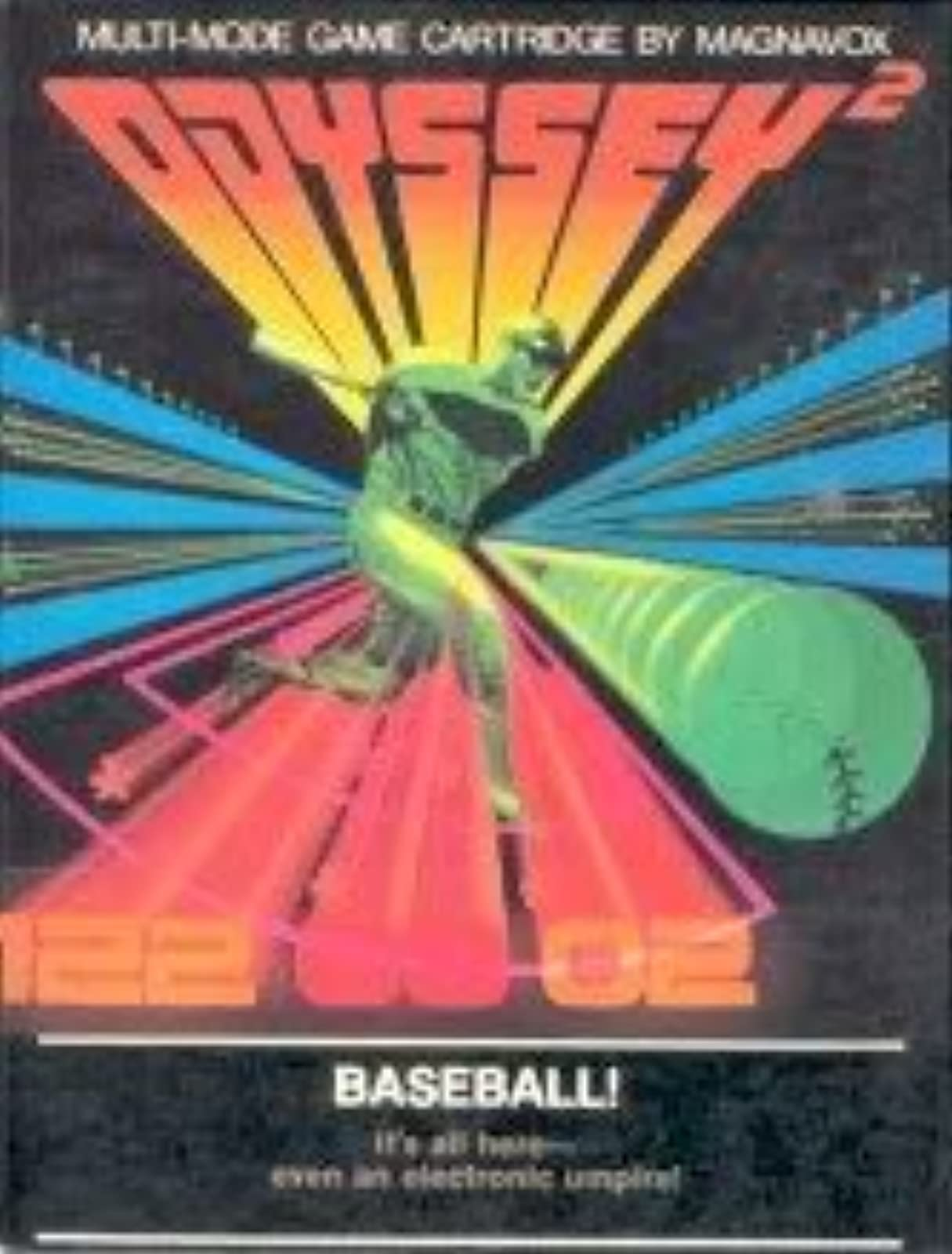 Image 0 of Baseball! Game For Odyssey 2