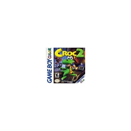 Croc 2 On Gameboy Color