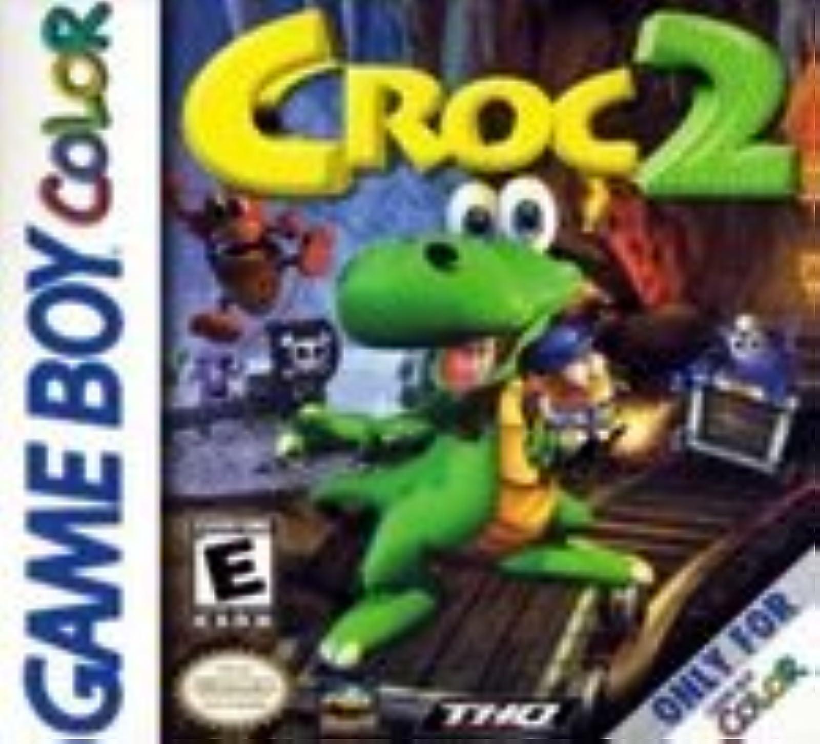 Croc 2 On Gameboy Color