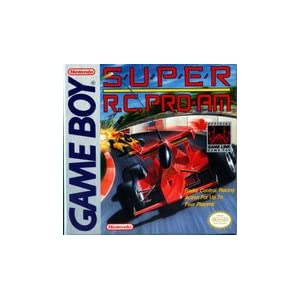 Super R.C. Pro-Am For Racing On Gameboy