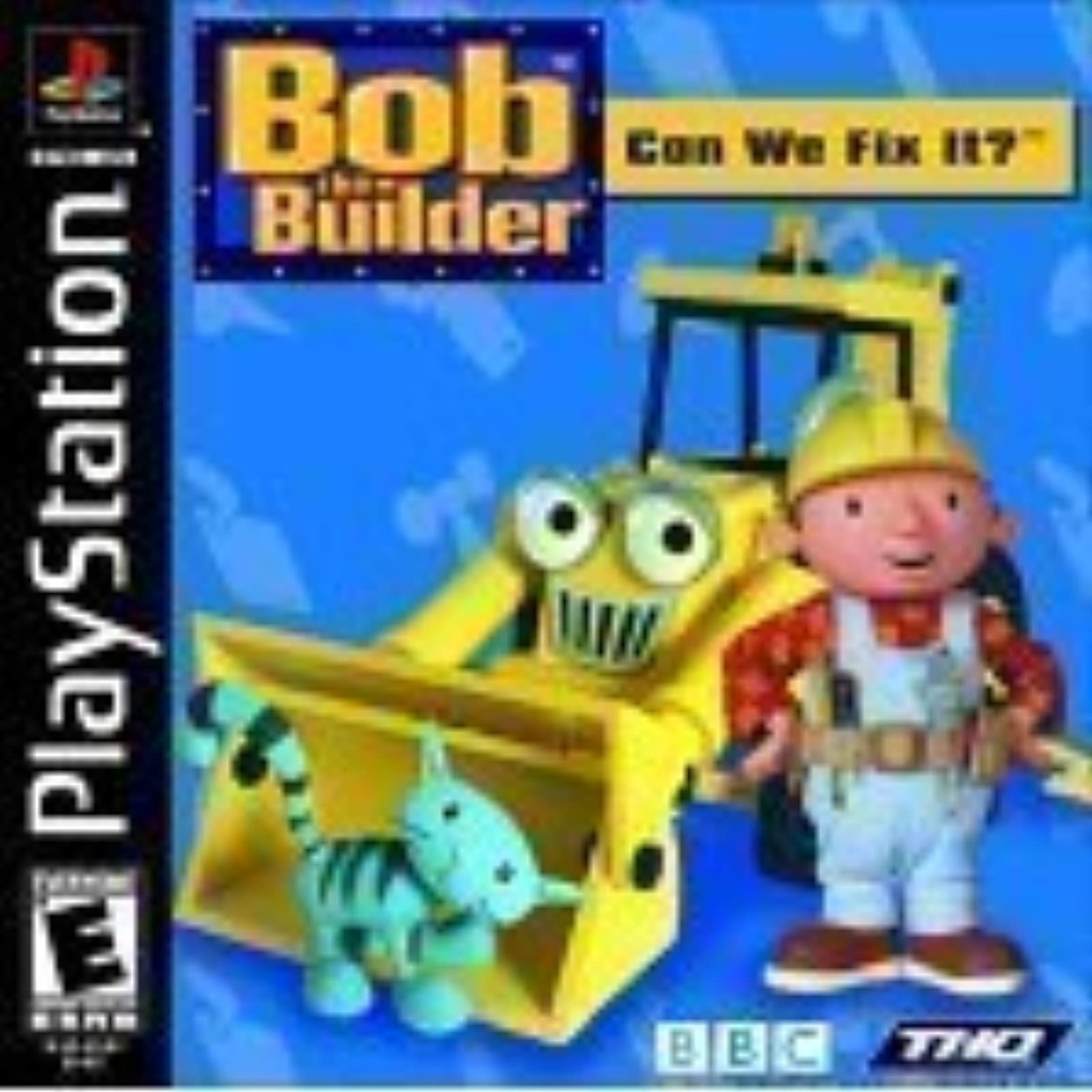Bob The Builder: Can We Fix It? Ps For PlayStation 1 PS1