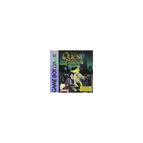 Quest For Camelot On Gameboy Color RPG