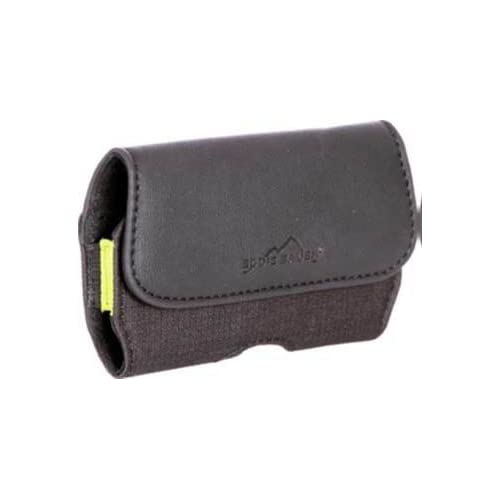 Image 0 of Eddie Bauer Case For Most Mobile Phones Black Cover Wallet iPhone