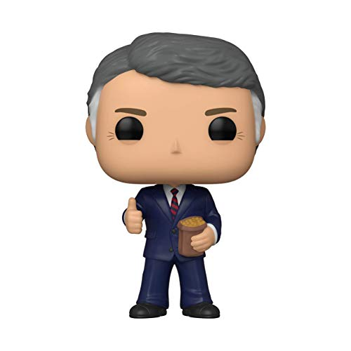 Funko Pop!: Ad Icons Jimmy Carter Multicolor Toy Figurine