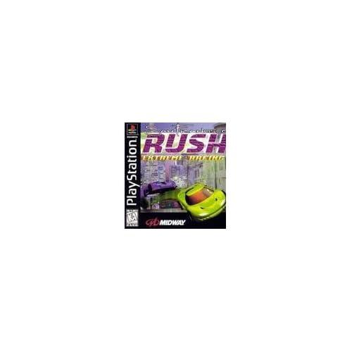 San Francisco Rush Extreme Racing For PlayStation 1 PS1