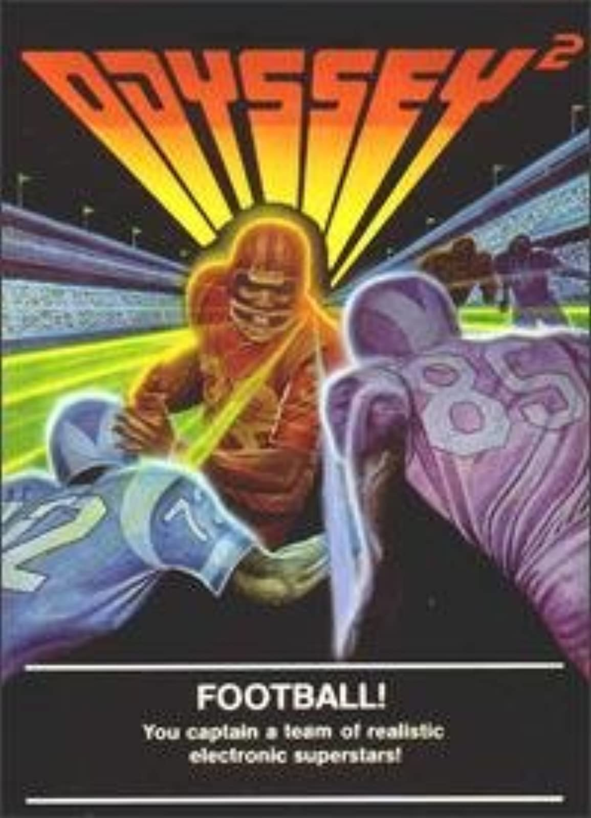 Football For Odyssey 2