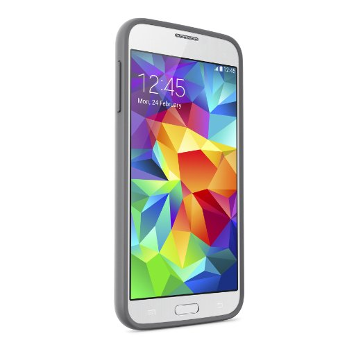 Belkin Air Protect Grip Vue 2.0 Case For Samsung Galaxy S5 Slate/clear