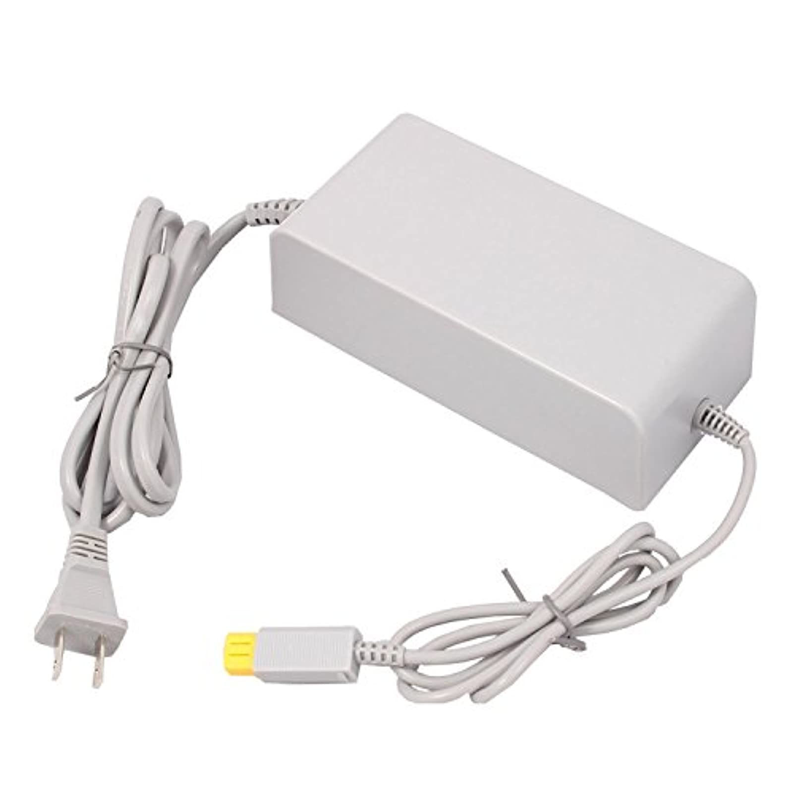 Generic Power Supply Universal 100 240V AC Adapter For Console US Plug For Wii U