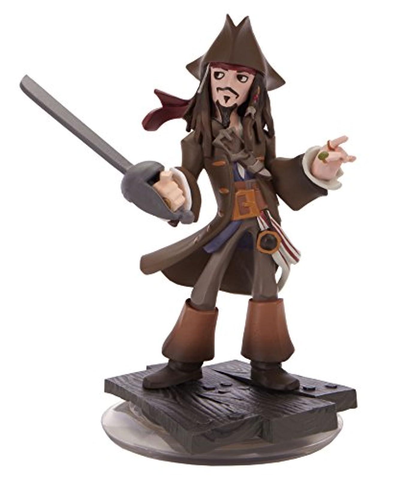 Captain Jack Sparrow Disney Infinity Figure Character