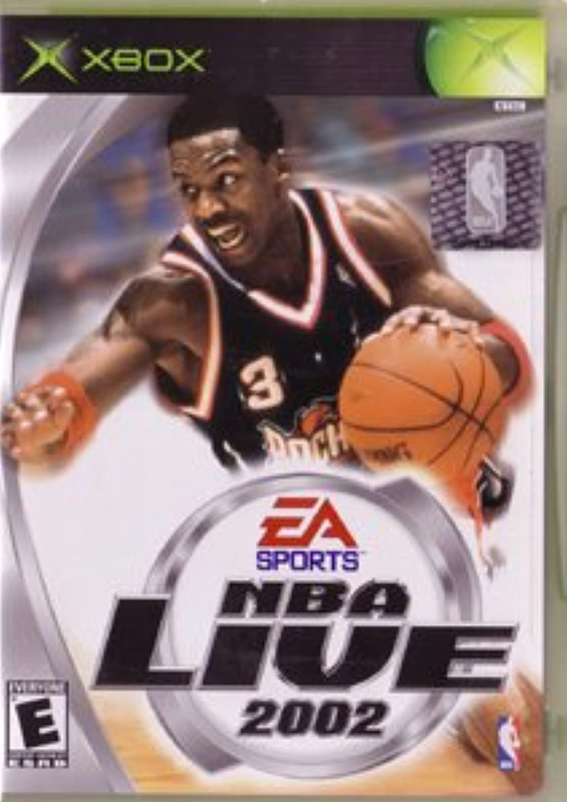 NBA Live 2002 Xbox Basketball For Xbox Original