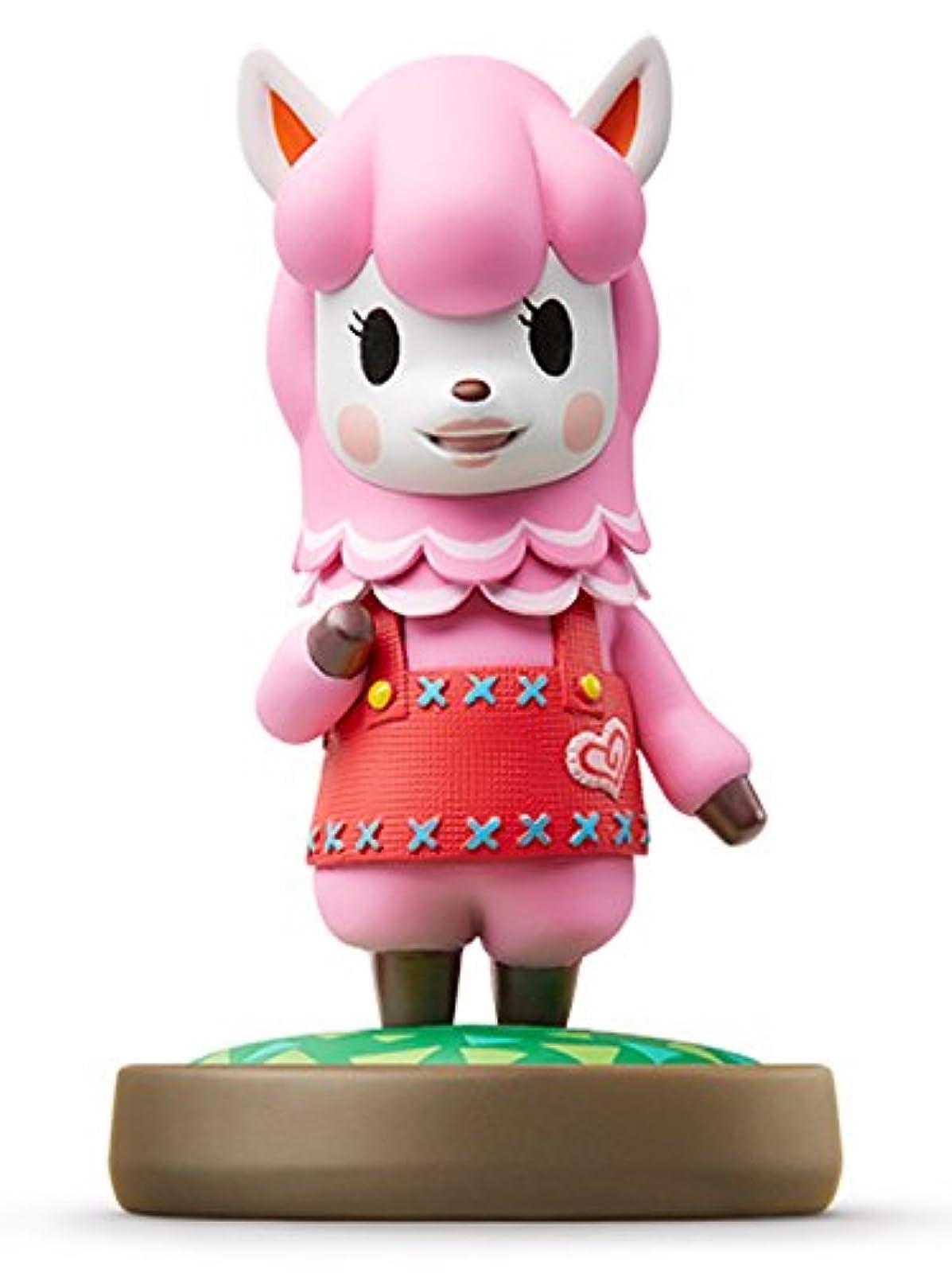 Amiibo Risa Animal Crossing Series Figure Character ZGR059