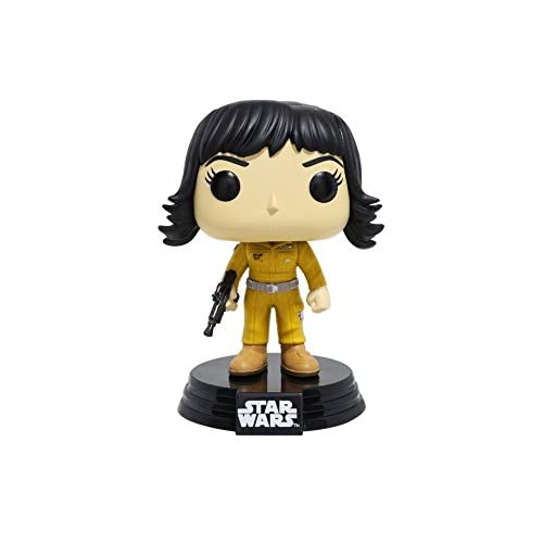 Funko Pop! Star Wars: The Last Jedi Rose Collectible Figure Toy