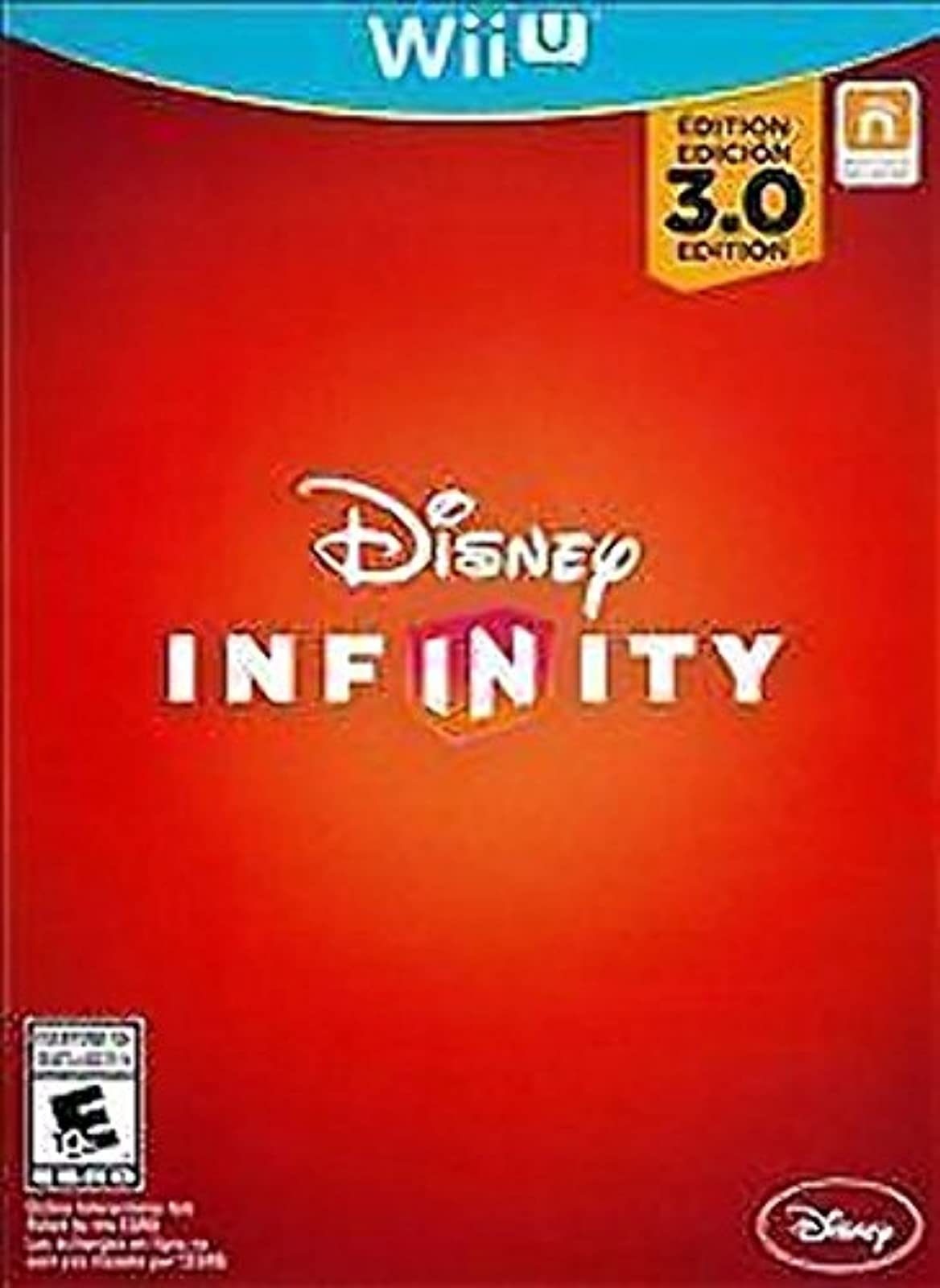Disney Infinity 3.0 Standalone Game Disc Only For Wii U