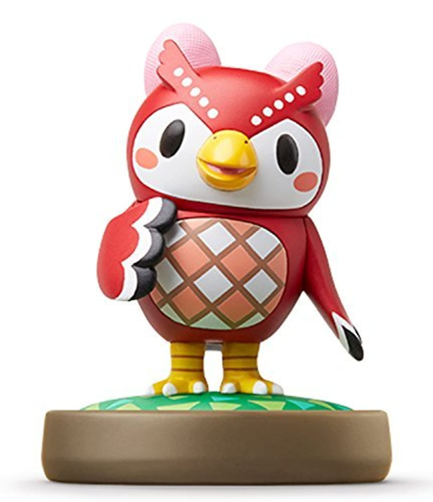Amiibo Fuco / Celeste Animal Crossing Series For Nintendo Switch Figure