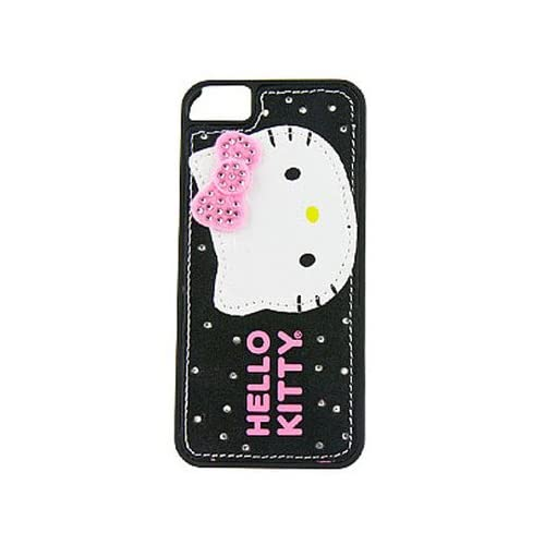 Image 0 of Hello Kitty HK-54709 Hardshell Case For iPhone 5 5S SE With Soft