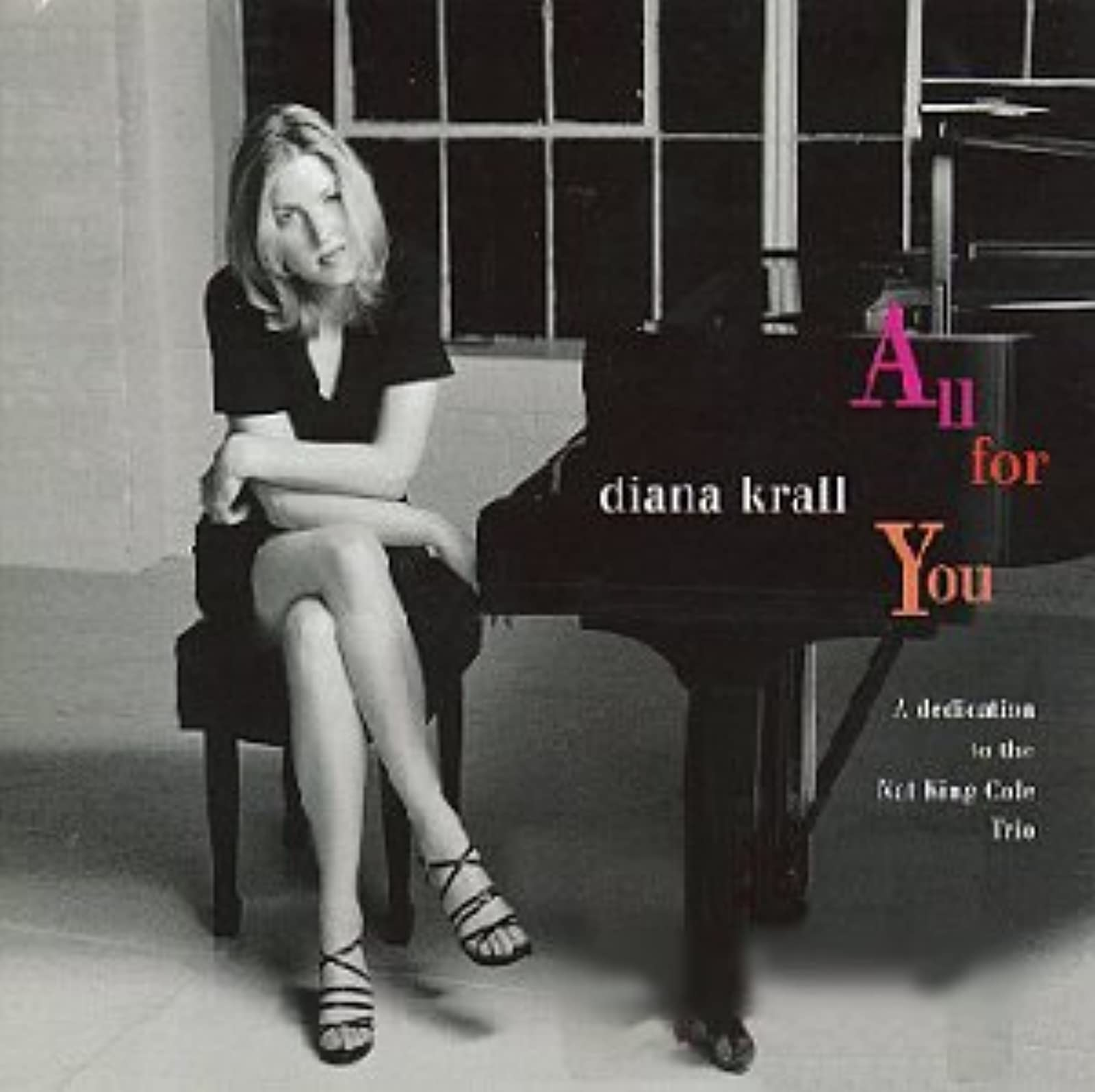 Image 0 of All For You A Dedication To The Nat King Cole Trio By Diana Krall On