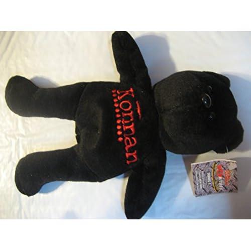 Bear WCW Konnan Toy Beanie Baby