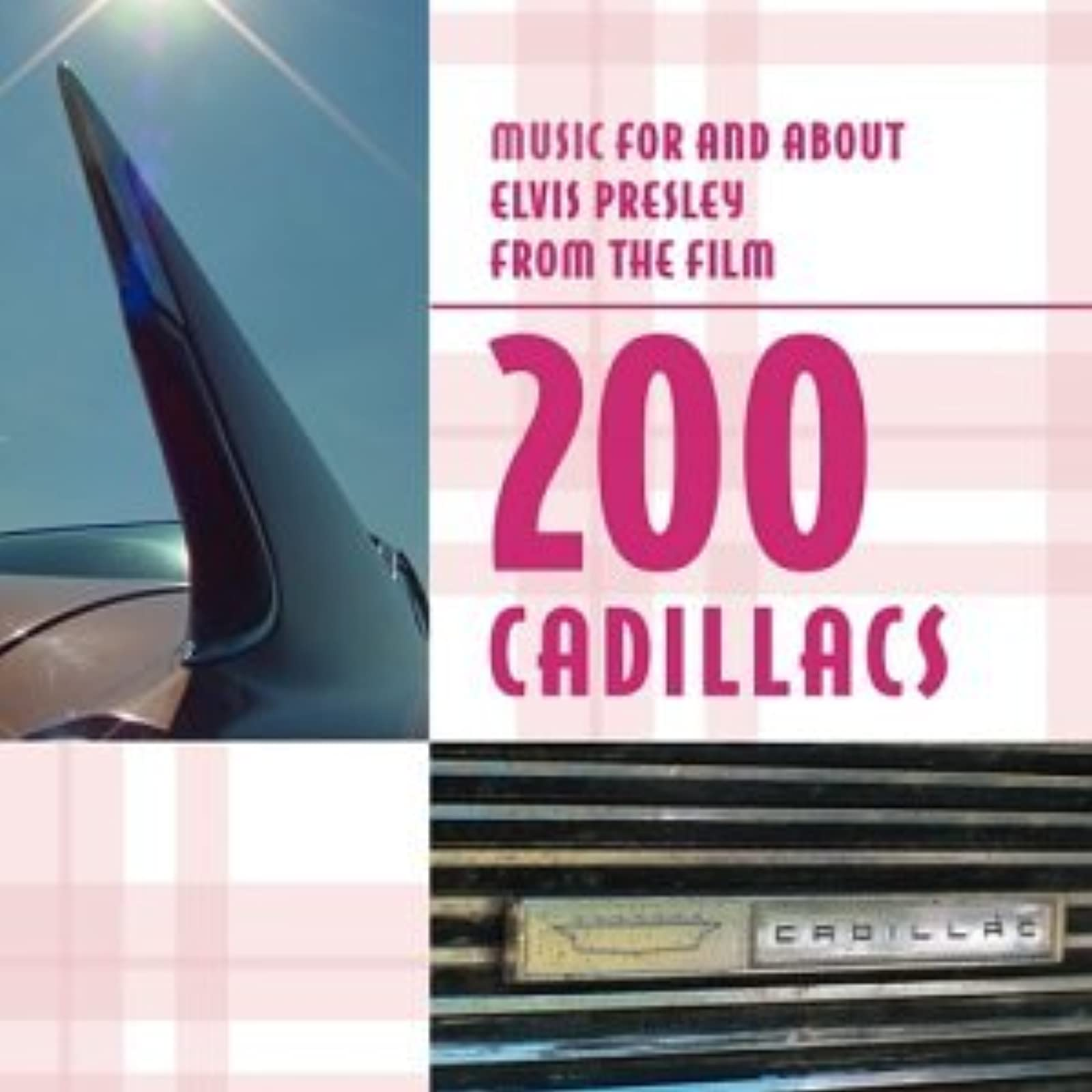 200 Cadillacs By 200 Cadillacs On Audio CD Album 2004