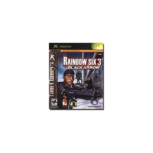 Rainbow Six 3: Black Arrow Xbox