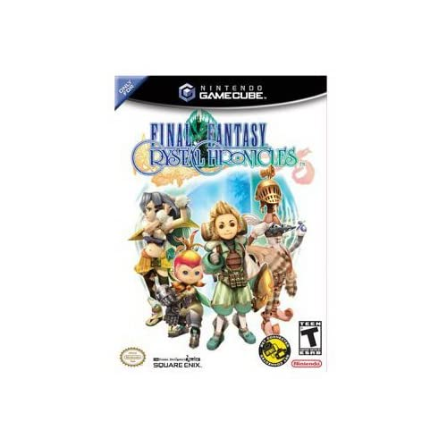 Final Fantasy: Crystal Chronicles For GameCube