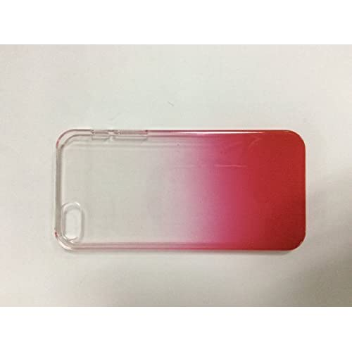 Image 0 of iConcepts Hardshell Case For iPhone 5 5S SE Red/clear Cover Multi
