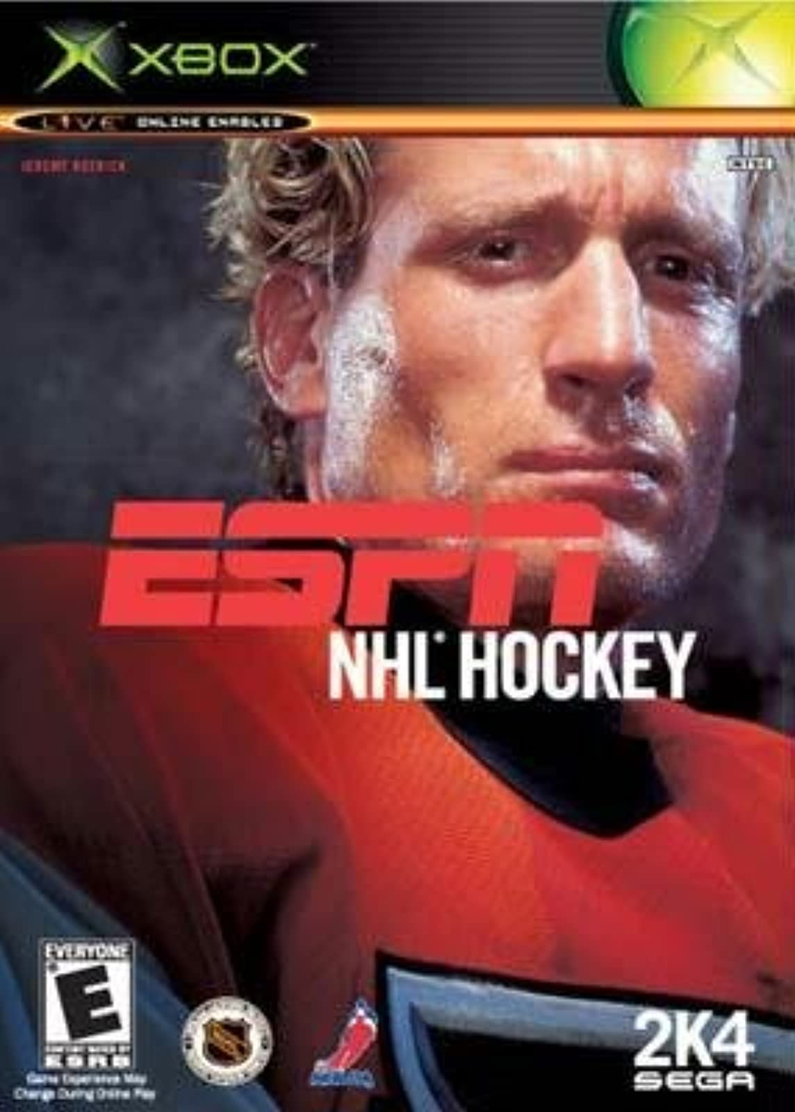 ESPN NHL Hockey Xbox For Xbox Original