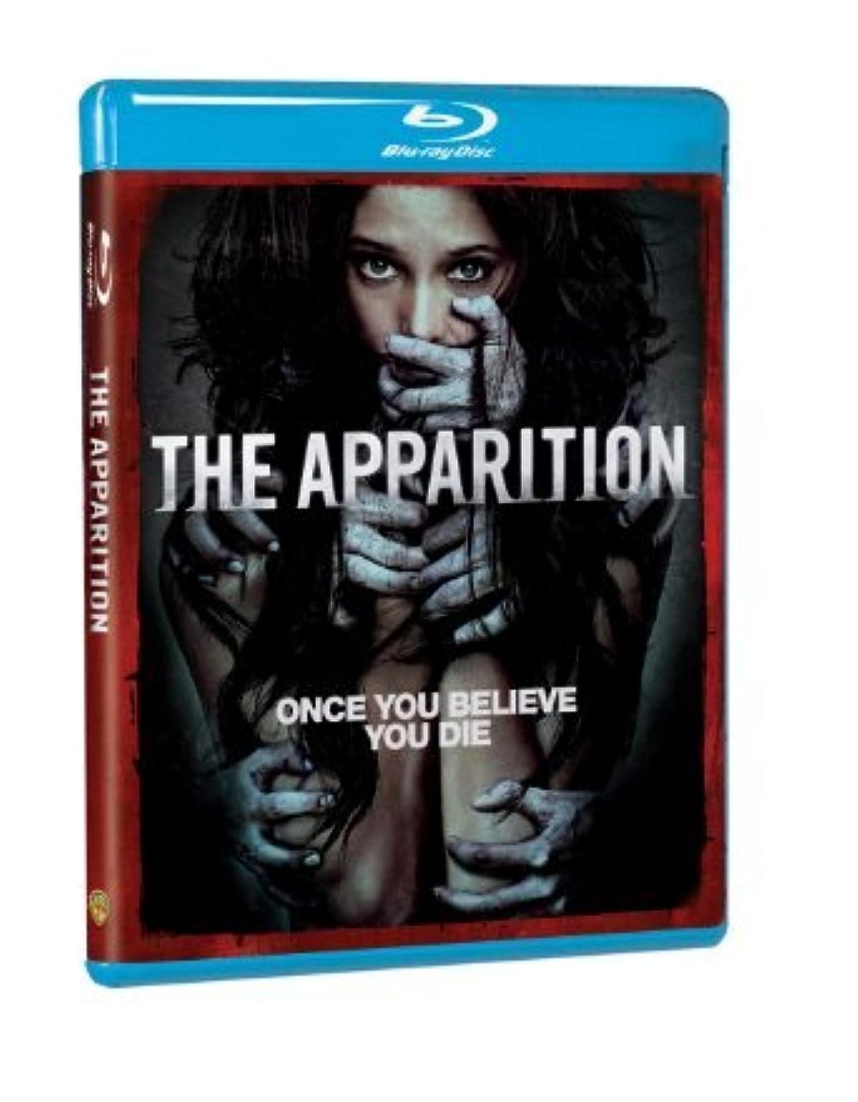 Apparition Blu-Ray On Blu-Ray