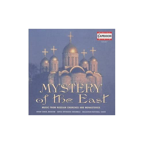 Image 0 of Mystery Of The East: Music From Russian Churches And Monastaries By