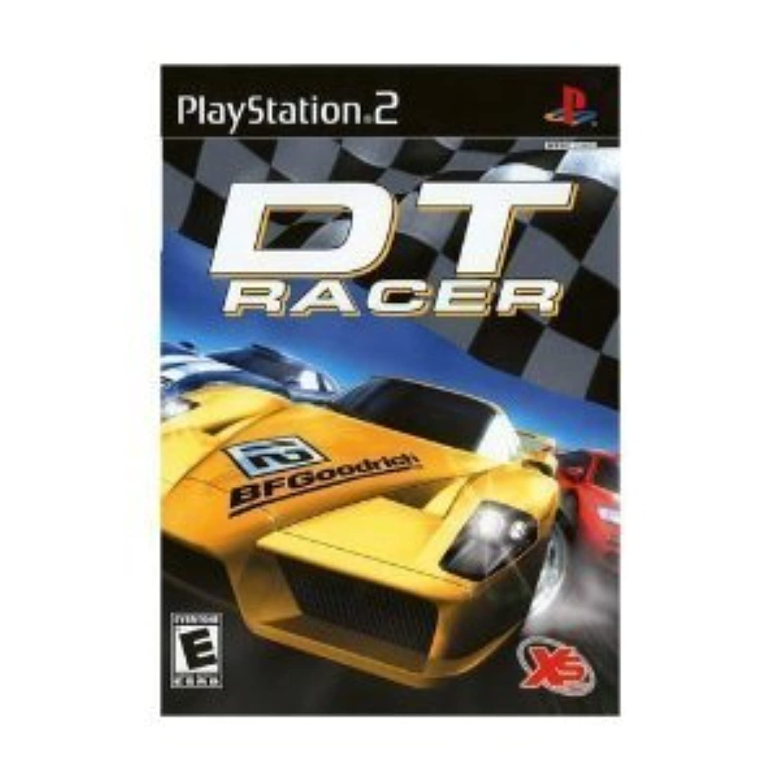 Dt Racer For PlayStation 2 PS2 Racing