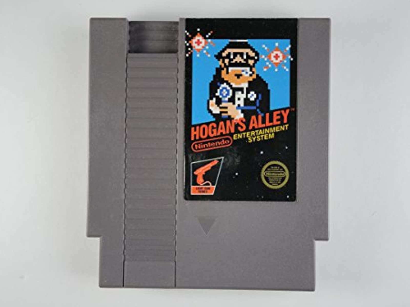Hogan's Alley For Nintendo NES Vintage