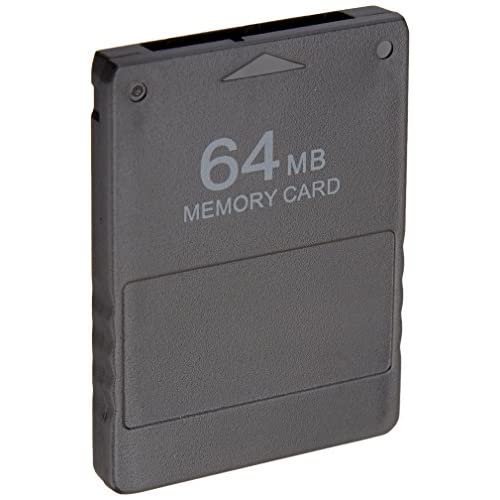 64 MB Memory Card For PlayStation 2 PS2 Expansion