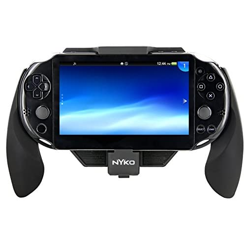 Nyko Power Grip For Ps Vita PCH-2000 Black