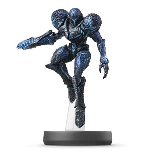 Nintendo Amiibo Dark Samus Super Smash Bros Series For Nintendo Switch