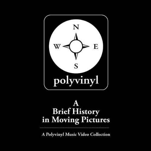 A Brief History In Moving Pictures +MP3 On DVD With Various Artists
