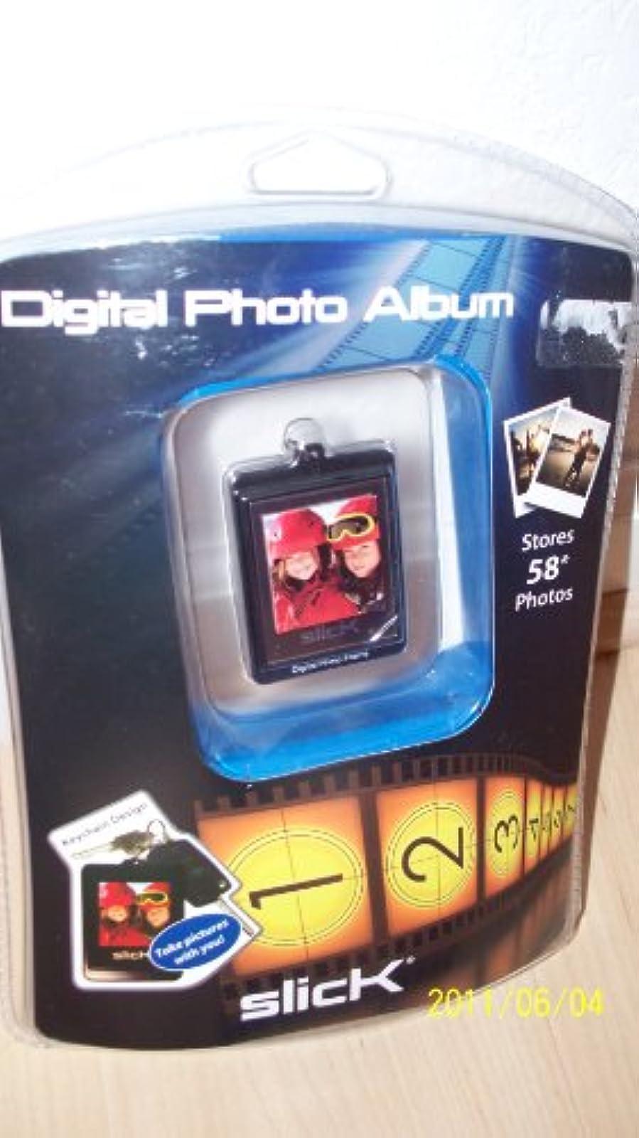 Slick Digital Photo Album Keychain Camera AUU330