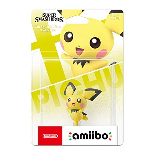 Amiibo Pichu Nintendo Switch For Nintendo Switch Figure Character SLH107