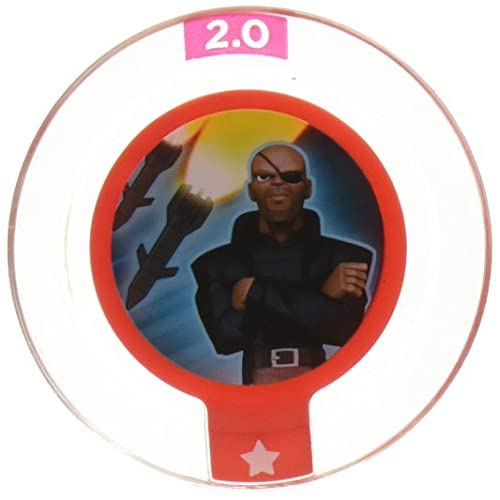 Disney Infinity: Marvel Super Heroes 2.0 Edition Power Disc Shield