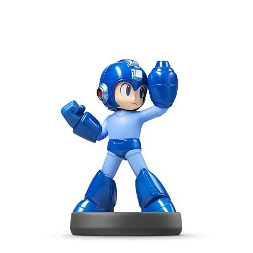 Image 0 of Mega Man Amiibo Super Smash Bros Series Figure Character