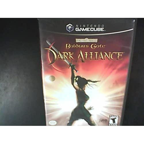 Baldur's Gate: Dark Alliance On GameCube