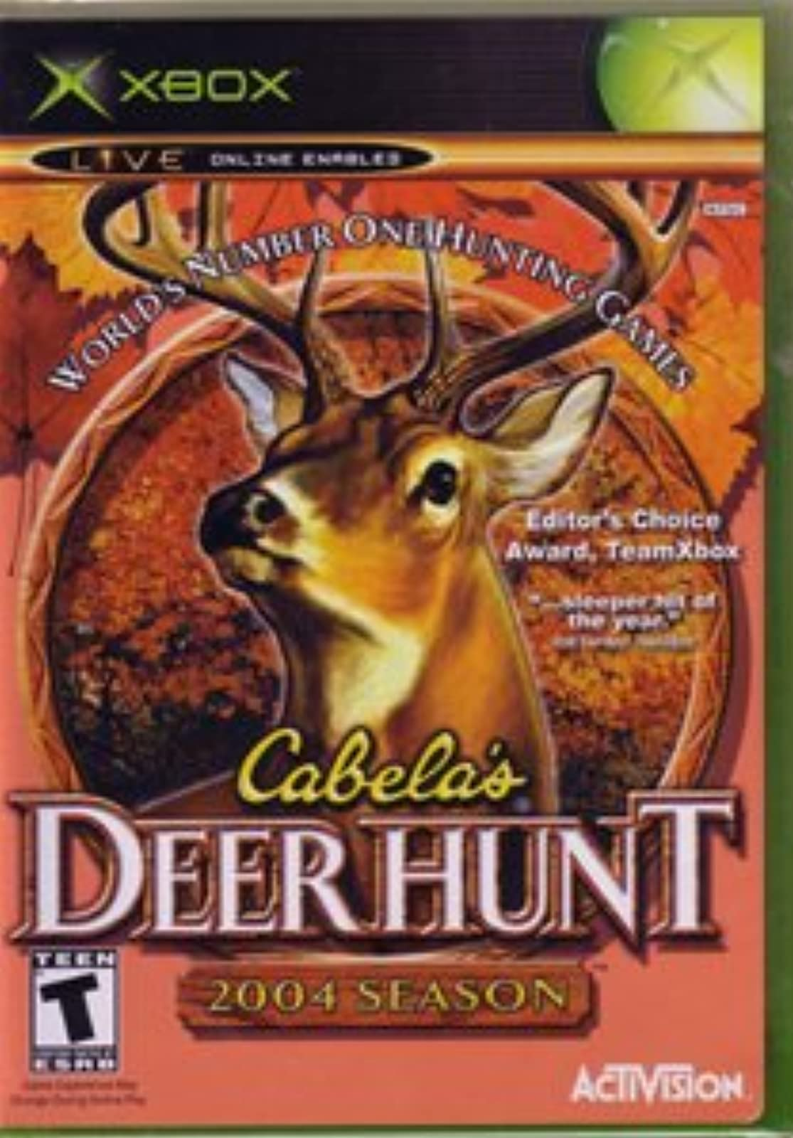 Cabela's Deer Hunt: 2004 Season For Xbox Original