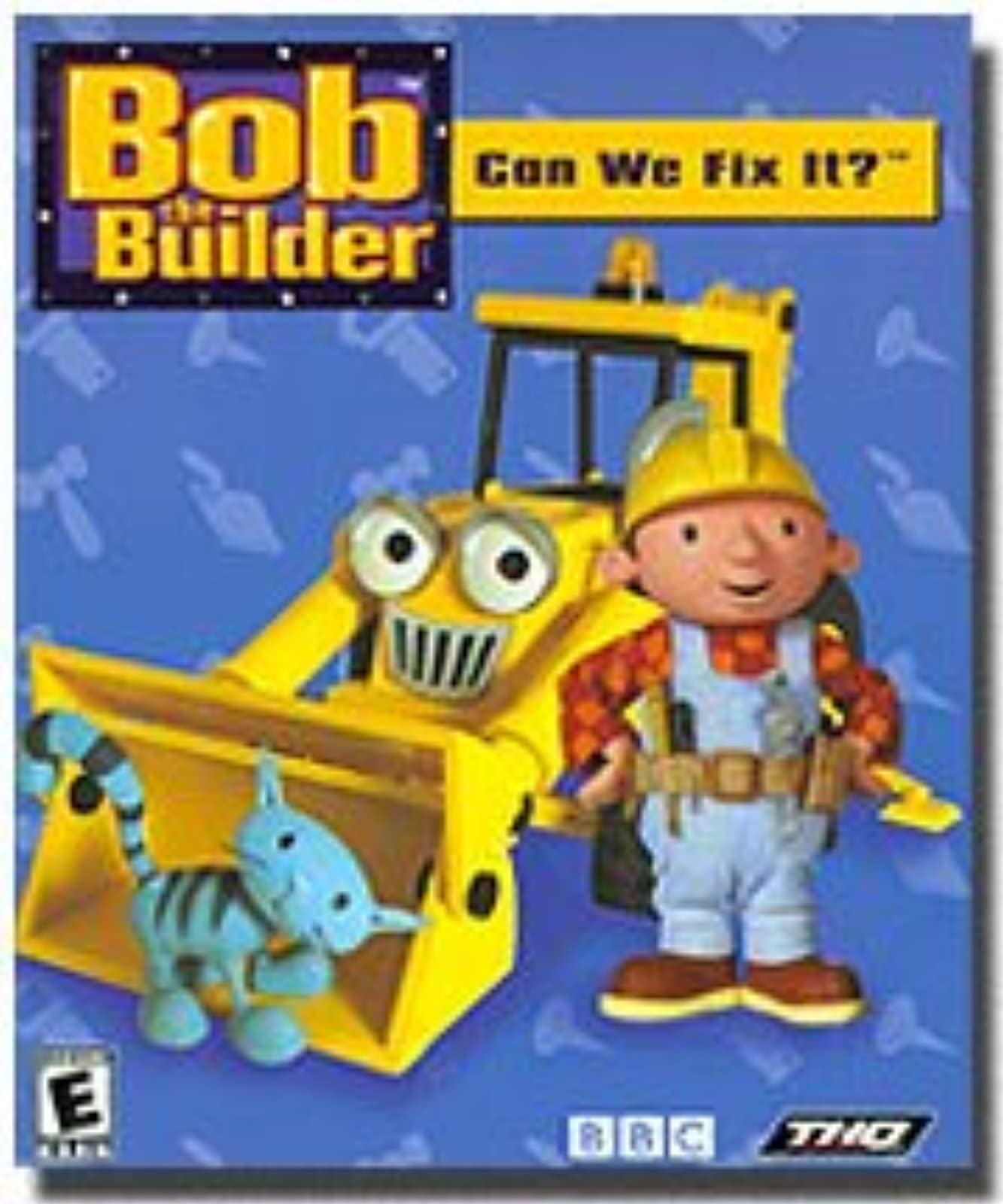 Bob The Builder: Can We Fix It? PC Software